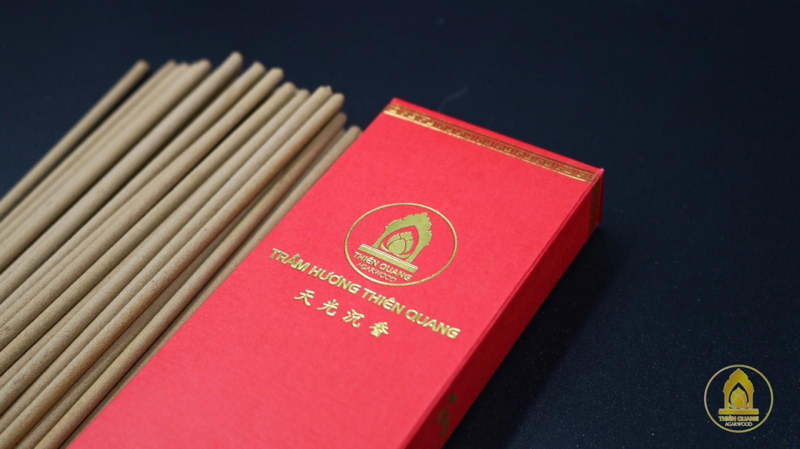 Nhang Trầm Hương Cao Cấp - Trầm Hương Thiên Quang