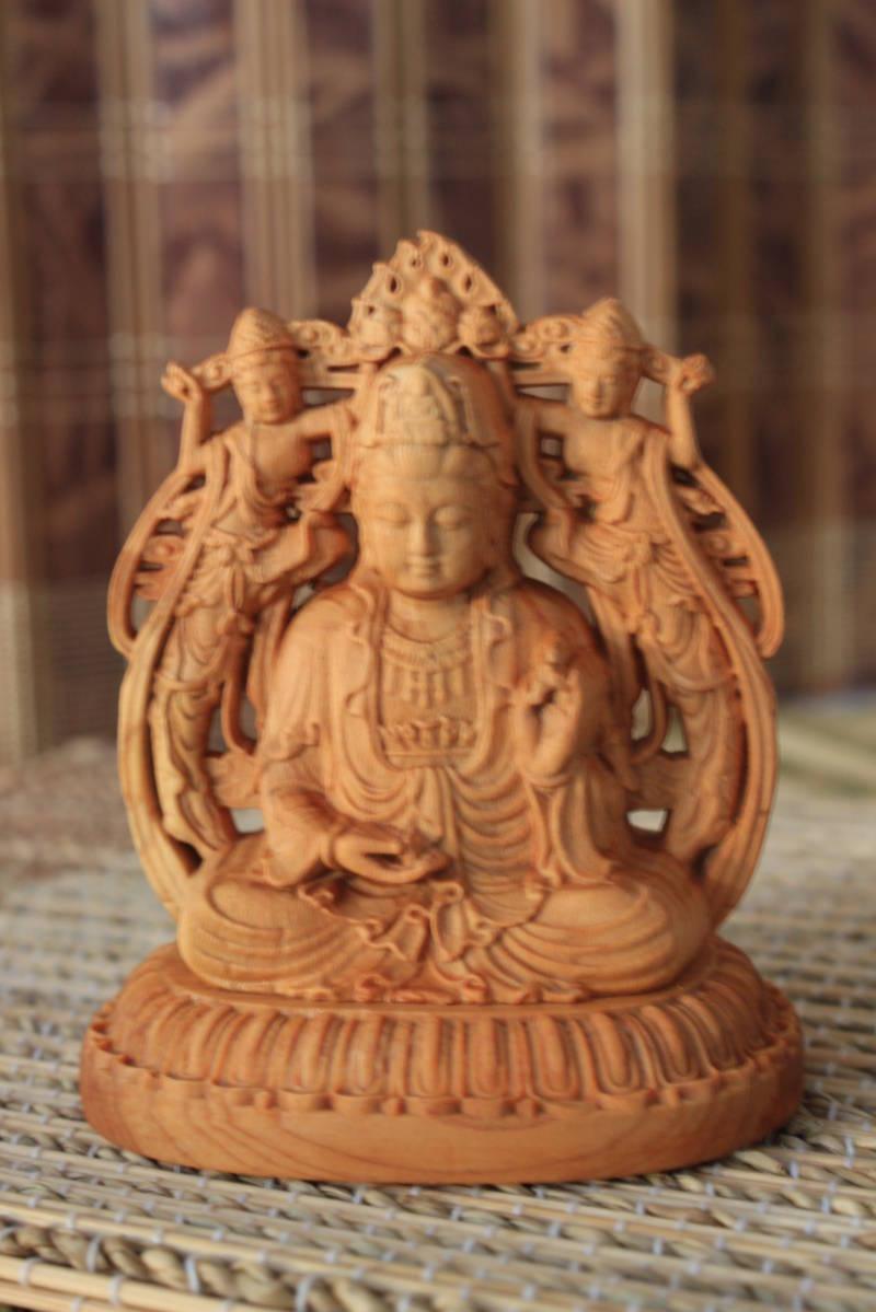 Tượng Phật Trầm Hương