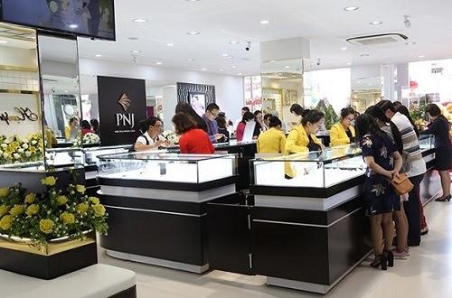 Công ty cổ phần Vàng Bạc Đá Quý Phú Nhuận( PNJ)