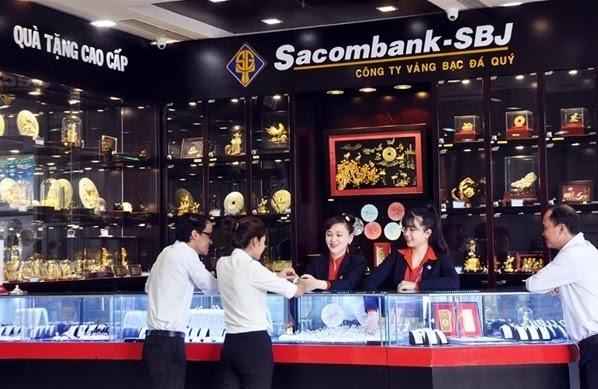 Công ty vàng bạc đá quý Sacombank (SBJ)