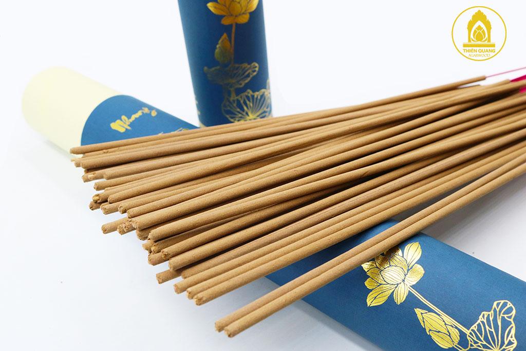 combo nhang trầm hương có tăm + không tăm